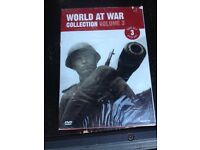 World at war 3 DVD collection