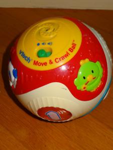 Ball bébé motorisé Vtech