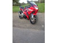 Kawasaki zx6 clean bike for year