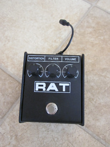 Rat 2 Distortion Pedal $40