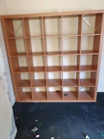 Storage grid box