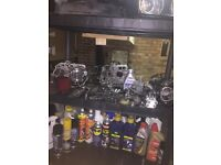 Various Pitbike engine Parts From 2014 125cc