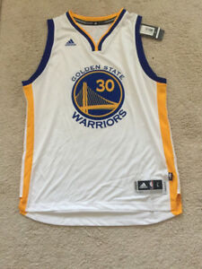 Brand New  Steph Curry Golden State Warriors YOUTH Large Jersey