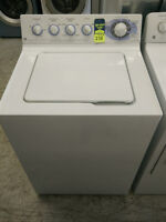 White GE Washer Only $250+HST!!!