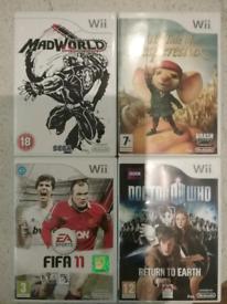 Wii game bundle