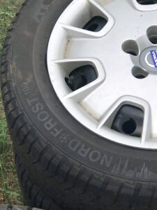 GRISLAVED WINTER TIRES 225/55/16