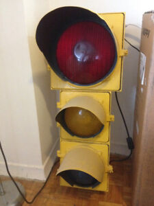 Working Authentic Traffic Light - Man Cave, Rec Room, Bar,