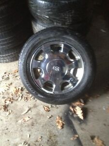Caddy Rims And Tires