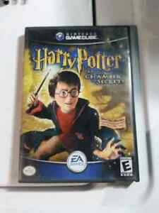 Jeux Harry Potter pour Nintendo Game Cube