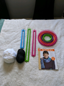 Knitting Supplies and Craft Books