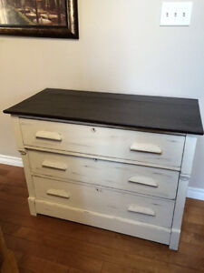Gorgeous distressed dresser