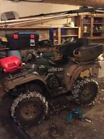 2004 arctic cat 500