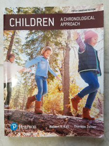 Children. A Chronological Approach. 5th Edition. Kail, Zolner.
