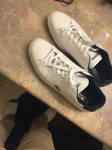 New lacoste shoes size 11