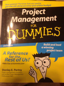 Project Management for Dummies London Ontario image 1