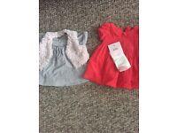 Dresses 0-3 months