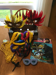 Assorted Photobooth Props