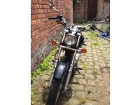 Project *** Suzuki Intruder LC 125cc Vtwin ( W REG )