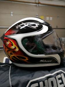 SHOEI RF-1000 Joust Motorcycle Helmet