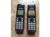 Panasonic cordless phones only £10 look!!!