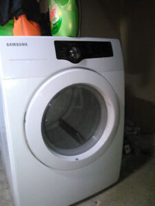Samsung washer and dryer for sale working