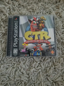 PS1 Crash Team Racing