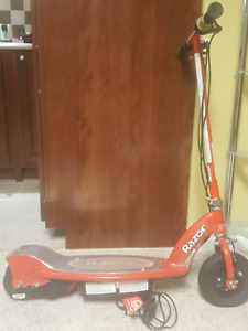 Electric Razor Scooter!