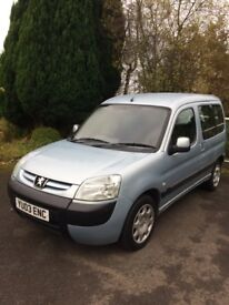 Clean great running 03 Peugeot partner for sale