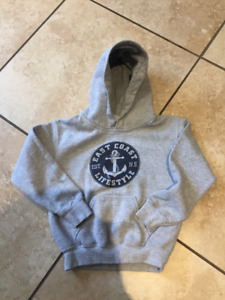 Children's Size Small East Coast Lifestyle Hoodie