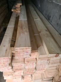 Timber shiplap
