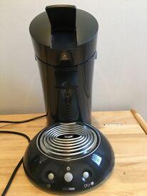 Senseo coffee machine plus extras