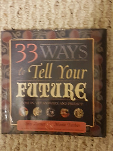 33 ways tp tell your future book
