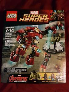 Marvel Lego Hulkbuster