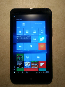 HP Stream 7 Windows 10 Home, Tablet with HP Case & Charger
