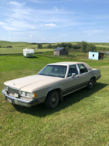 Mercury 88 Grand Marquis