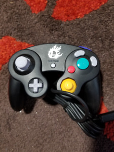 Mint used Wii U Rare Gamecube Smash Controllers for switch