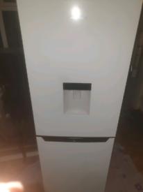 Hisense water dispenser fridge freezer can deliver