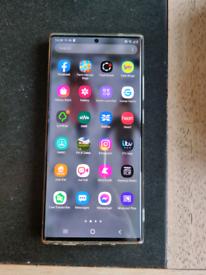 Samsung galaxy note 20 ultra 5g 256gb (vodaphone)