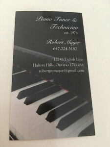 Piano ivory  Genuine  heads and tails replacements