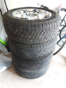 Rims 20 and tires 275 55 r 20
