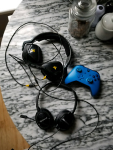 Turtlebeach XO One, Corsair Void Pro, Astro A50 Gen 2