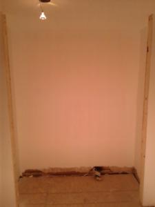 DOOR INSTALATION - CARPENTRY - TILE - MISC RENOVATION