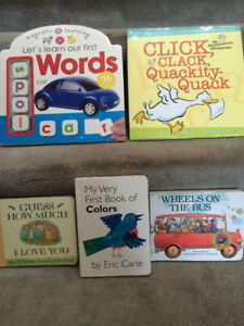 Children's Hard Cover/Board Books