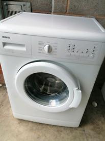 A+ class 5kg 1200 spin Beko washing machine