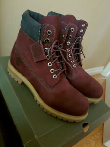 "Timberland 6"" Premium Suede Boots"