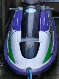 Kawasaki 750 sxi stand up jet ski