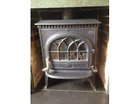 Jotul gas wood burner effect