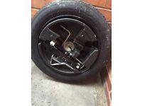 Bmw space saver/spare wheel kit E60/E61 BMW 5 series