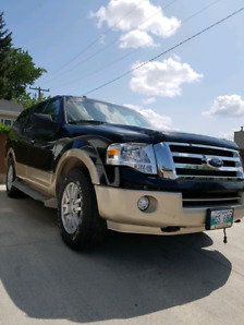 2009 FORD EXPEDITION EDDIE BAUER SPORTS UTILITY