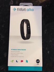Fitbit Alta (small) unopened